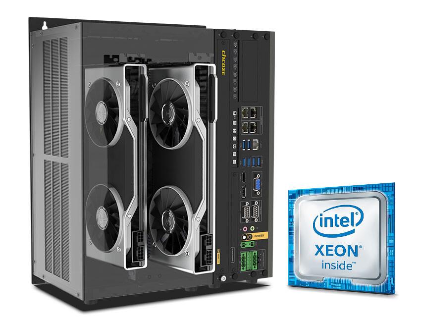 (PR) Cincoze Announces Flagship GP-3000 Industrial-Grade High-Performance GPU Computer