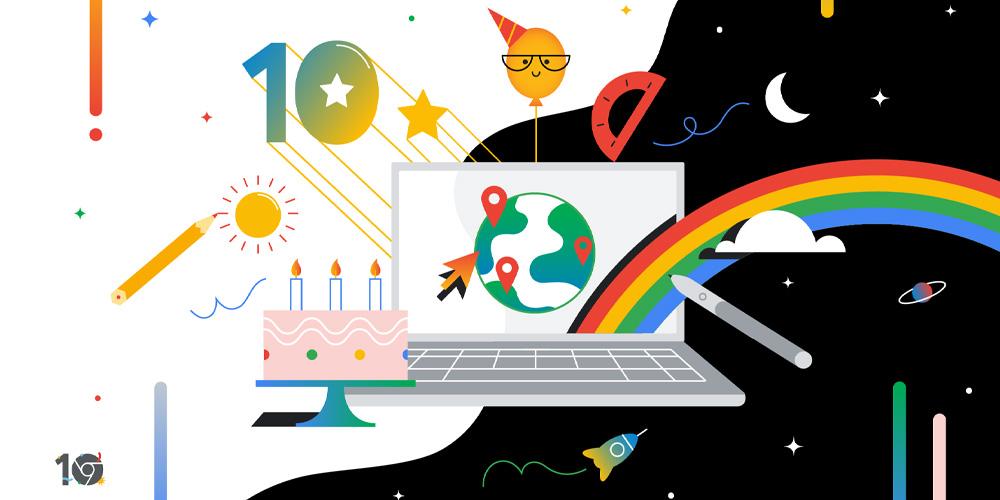 Intel Celebrates 10 Years of Chromebooks