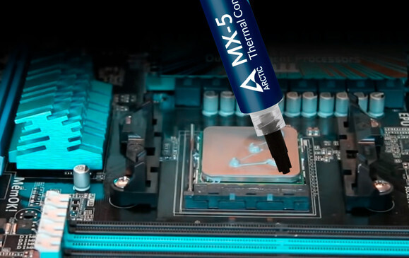 (PR) ARCTIC Introduces New MX-5 Thermal Compound