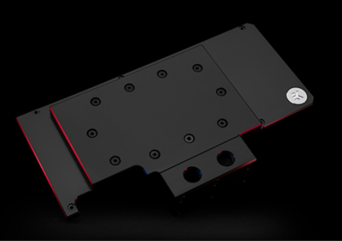 (PR) (EKWB) New Class of Cooling – Active Backplates for RTX 3080, 3090 Reference GPUs