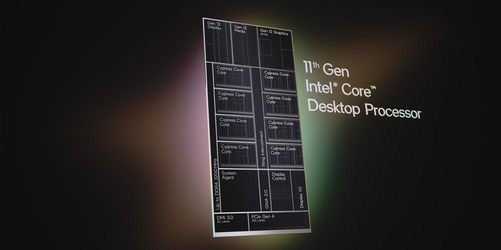11th Gen Intel Core Desktop