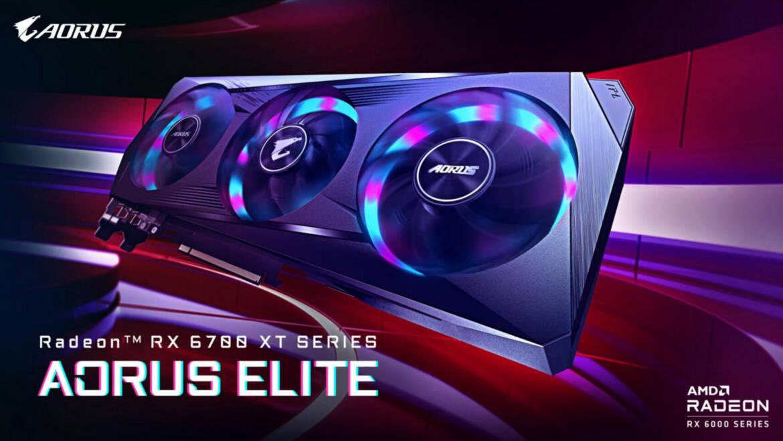 (PR) GIGABYTE Launches AORUS ELITE series graphics cards