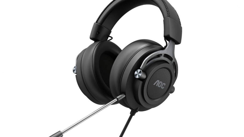 (PR) AOC Announces GH200 & GH300 Gaming Headsets