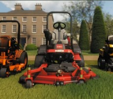 Dad Life OG Gamers Assemble! Lawn Mowing Simulator Is Coming To Steam And It's The Real Deal