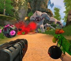 Serious Sam 2 Gets A Massive Update 15 Years After Release With New Weapons And Maps