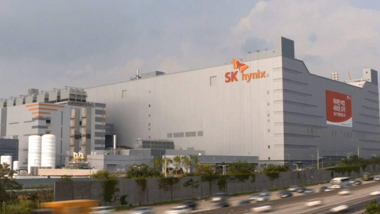 SK Hynix to Build $106 Billion Mega Factory in South Korea