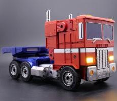 Hasbro's Programmable Optimus Prime Auto Transforms For Sweet 80s Kid Nostalgia