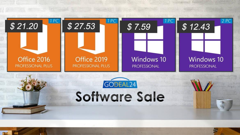 GoDeal24 Announces April Software Sale