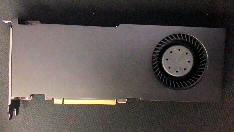 AMD Radeon Pro W6900X With Navi 21 Appears in Apple Mac Pro