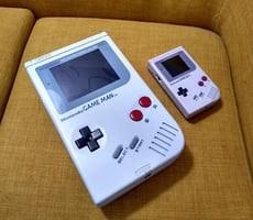 Nintendo's Game Boy Skips Adolescence With This Killer Game Man DIY Mod