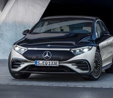 The Mercedes-Benz EQS Is The Ultimate 400+ Mile Luxury EV And Tesla Model S Rival