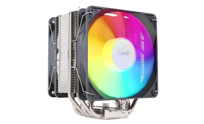 ProArtist Intros Gratify 5 RGB CPU Cooler