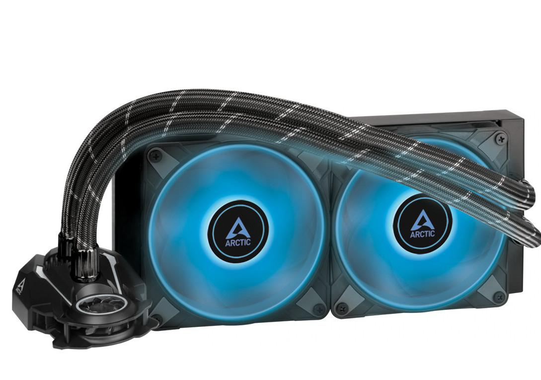 (PR) ARCTIC Announces Liquid Freezer II 240 RGB and 240 A-RGB AIO CPU Coolers