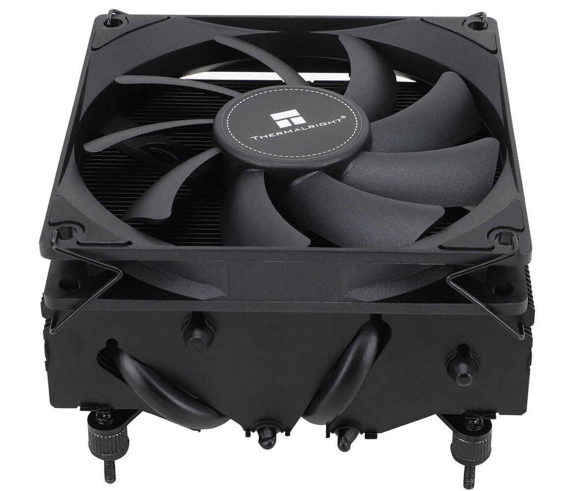 Thermalright Outs AXP90-X53 Black Top-Flow CPU Cooler
