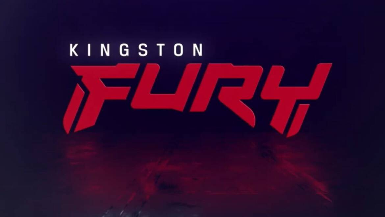 (PR) Kingston Technology Unleashes the Kingston FURY Gaming Brand