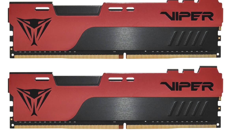 (PR) VIPER GAMING Launches VIPER ELITE II Performance DDR4 Memory