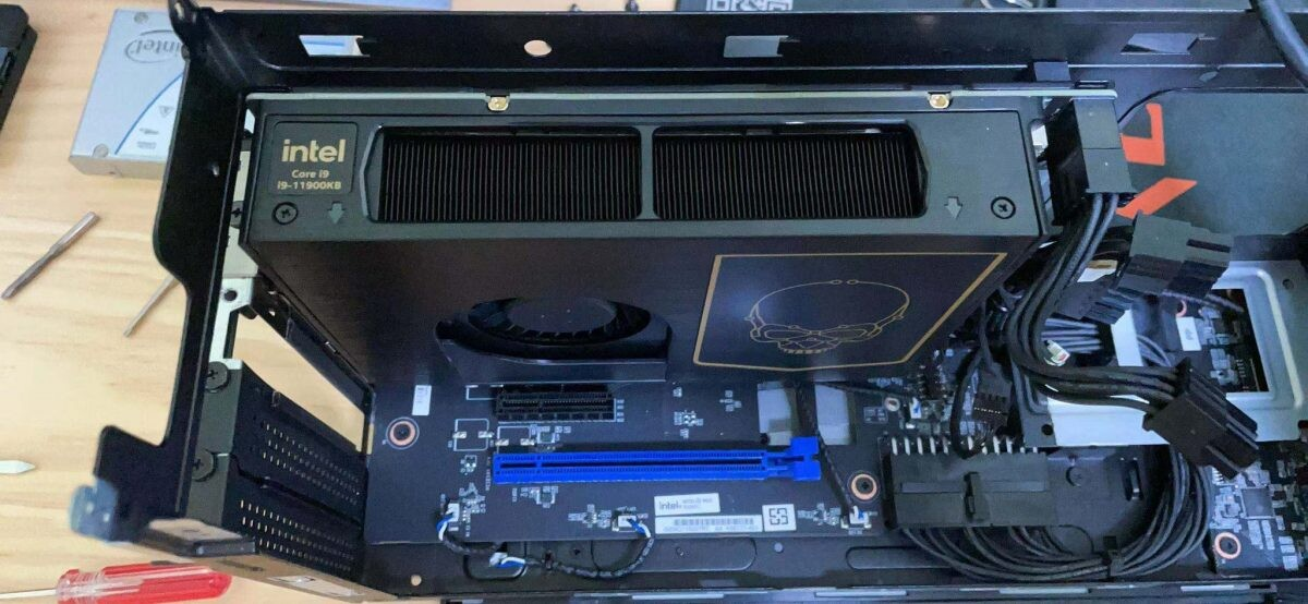 """Intel NUC 11 Extreme """"Beast Canyon"""" to Feature KB CPUs – Desktop Power, Mobile Socket"""