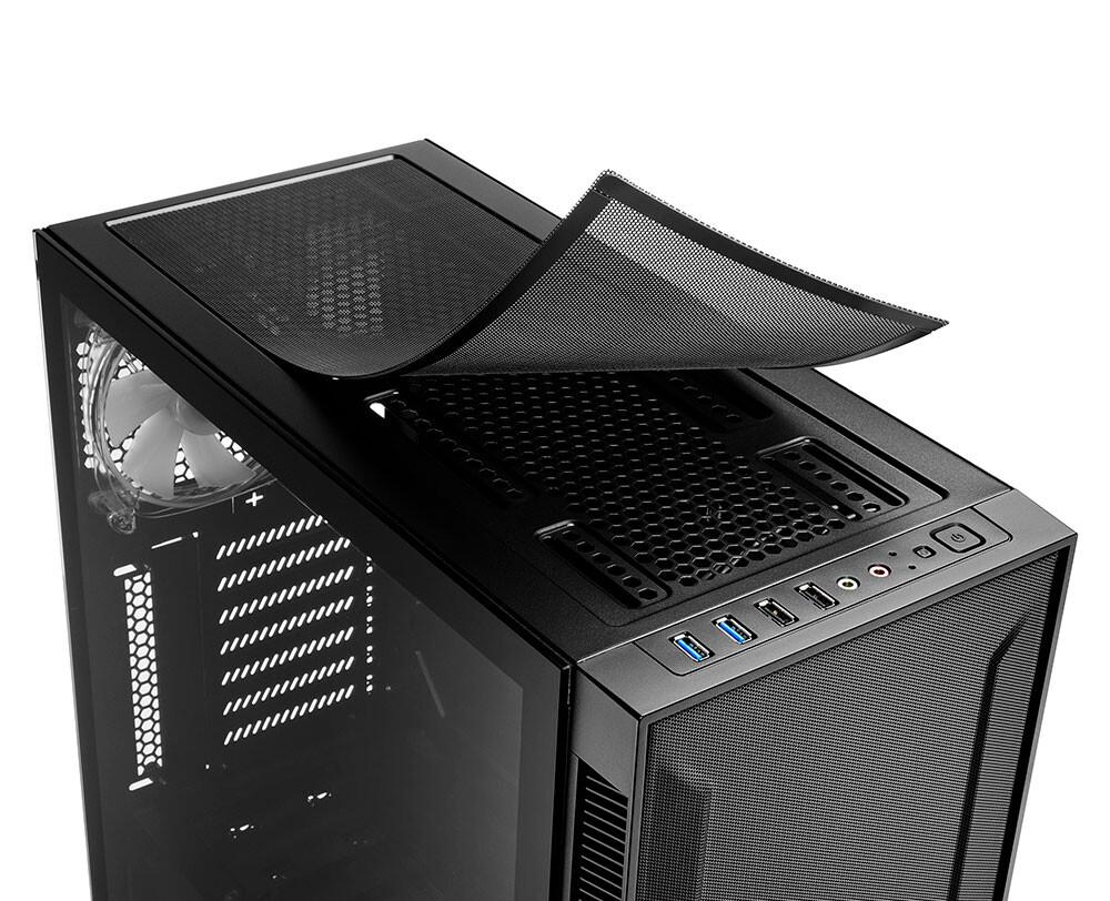 (PR) Sharkoon Unveils TG6M RGB Case
