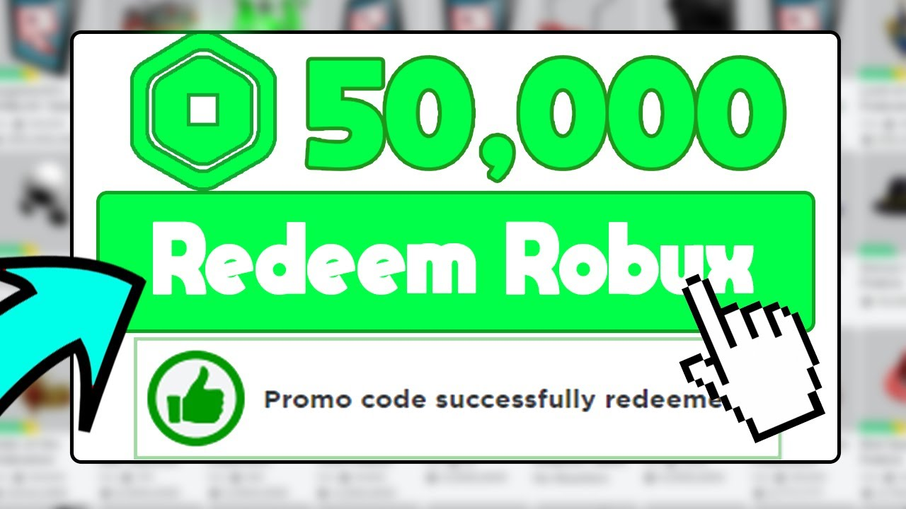 Free Robux Promo Codes for Roblox June 2021