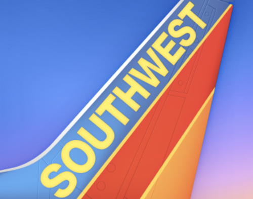 Southwest Airlines: 50% off Base Fares
