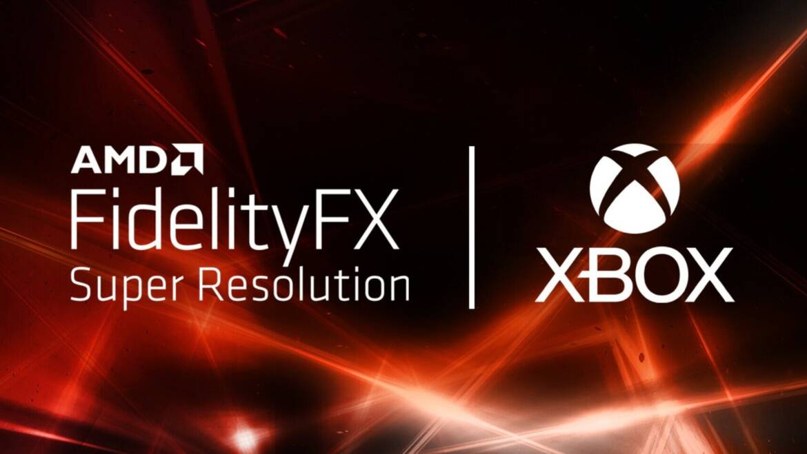 AMD FSR FidelityFX Super Resolution is Coming to Xbox Consoles