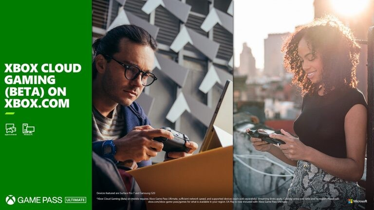 Microsoft Extends Xbox Cloud Gaming to PCs and Apple Devices – Powered by Xbox Series X