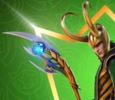 Marvel's Loki Mischievously Sneaks Into Fortnite For Crew Subscription Holders