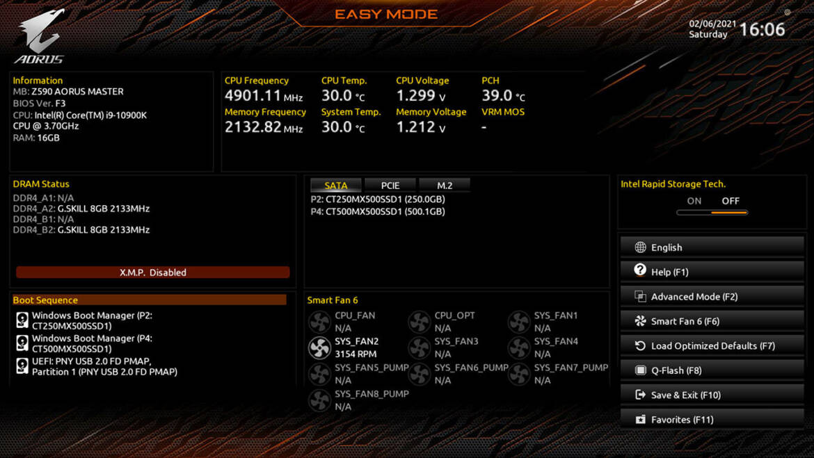 (PR) GIGABYTE Motherboards Feature TPM 2.0 Function to Support Windows 11 Upgrade
