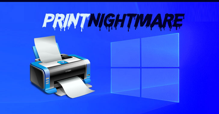 """Microsoft Acknowledges Severe, Unpatched, Actively Exploited Print Spooler Service Vulnerability """"PrintNightmare"""""""