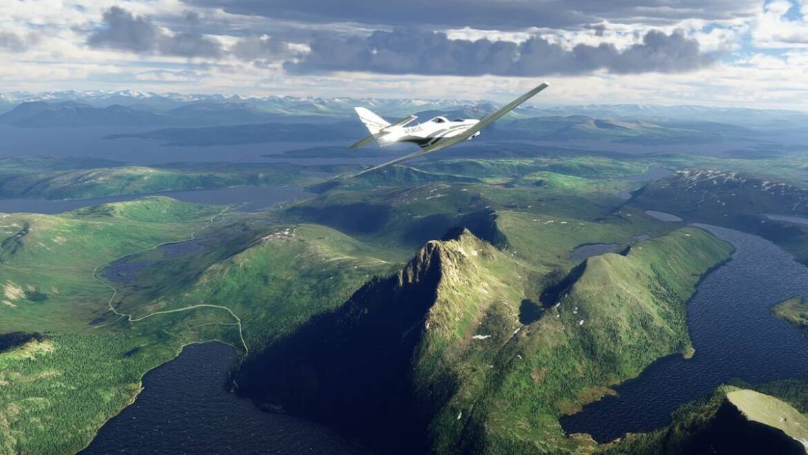 Microsoft Flight Simulator Update 5 Improves Performance Tremendously, Available July 27th