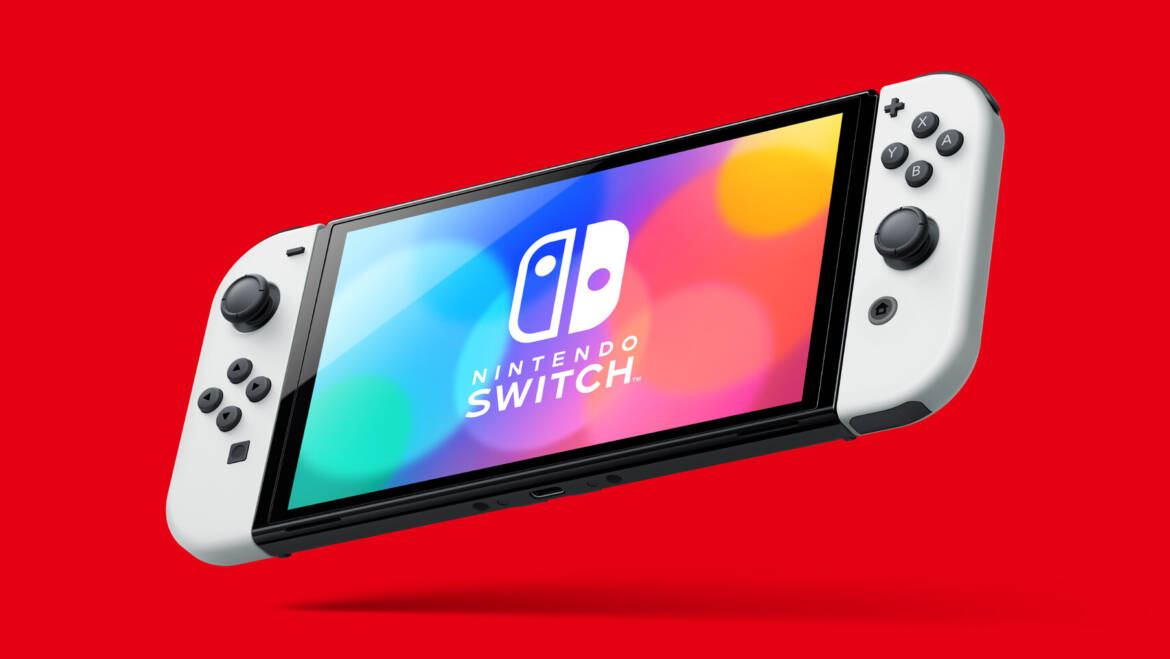 (PR) Nintendo Announces Nintendo Switch (OLED model) With a Vibrant 7-inch OLED Screen, Launching October 8th