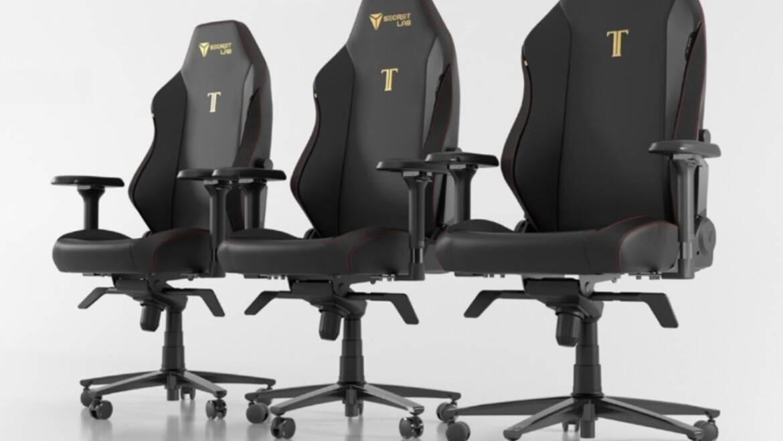 SecretLab Announces New TITAN Evo (2022 Series) Ergonomic Chairs