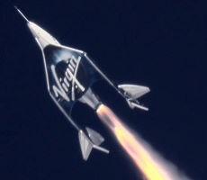 Virgin Galactic Is Raffling Off Two Seats On An Upcoming Suborbital Space Flight