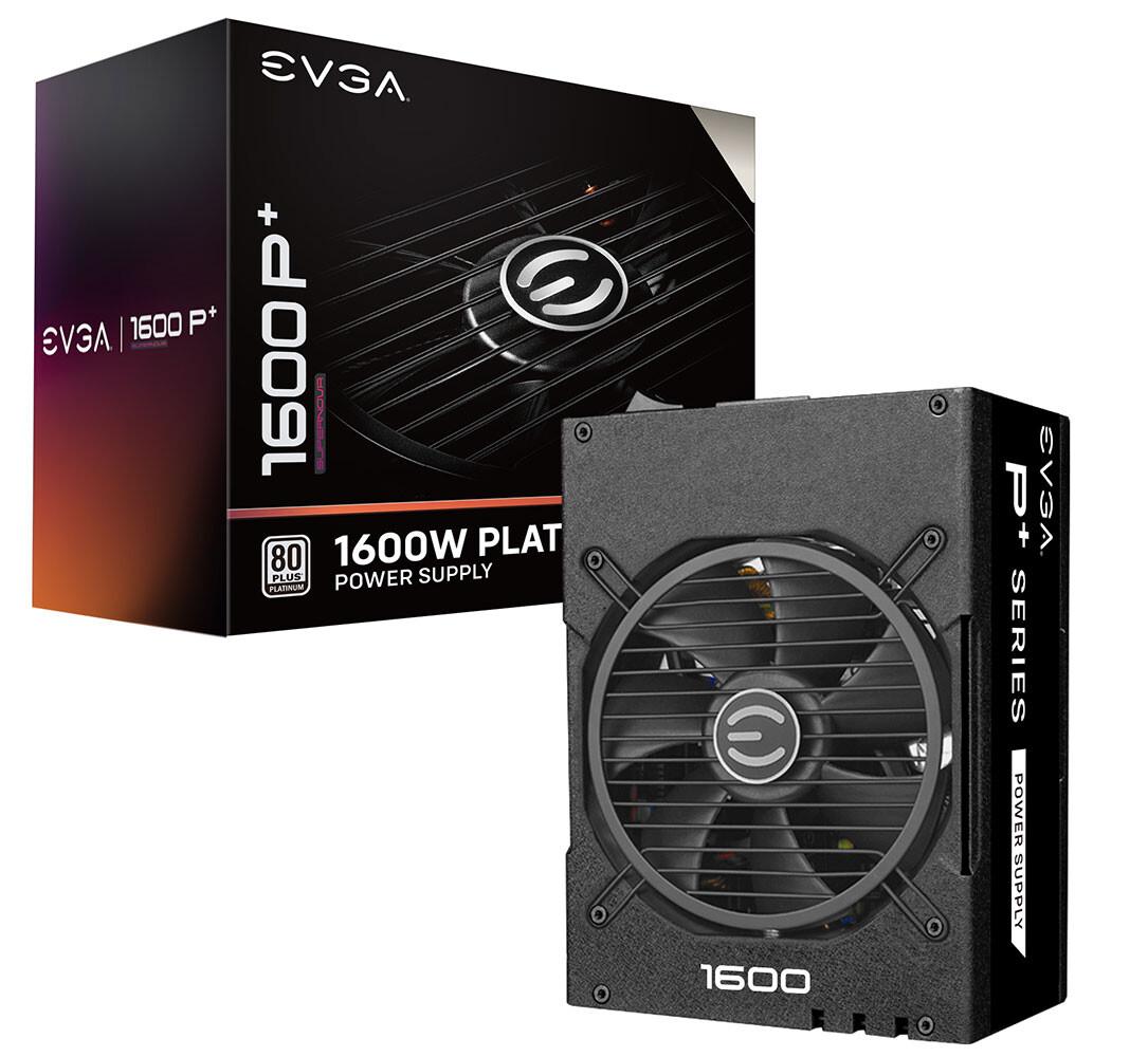 (PR) EVGA Unveils SuperNOVA 1600 and 1300 P+ Power Supplies