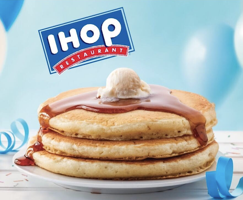 IHOP: $.58 Pancake Short Stacks (Today Only)