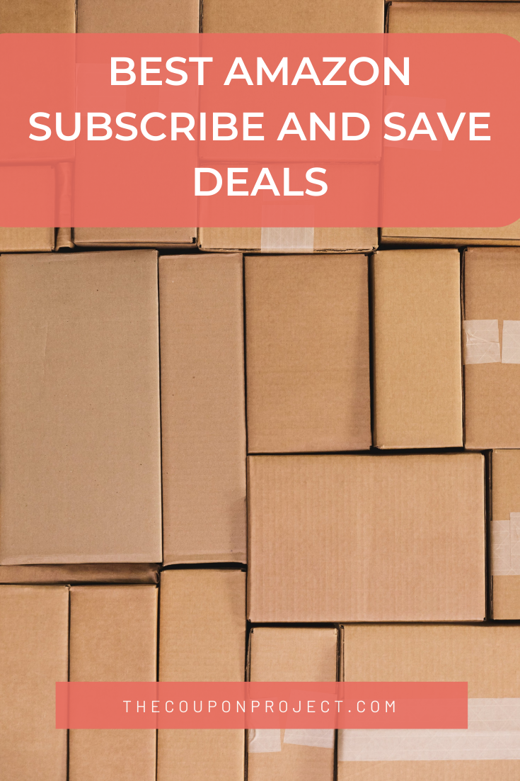 Best Amazon Subscribe and Save Deals – Updated July 2021