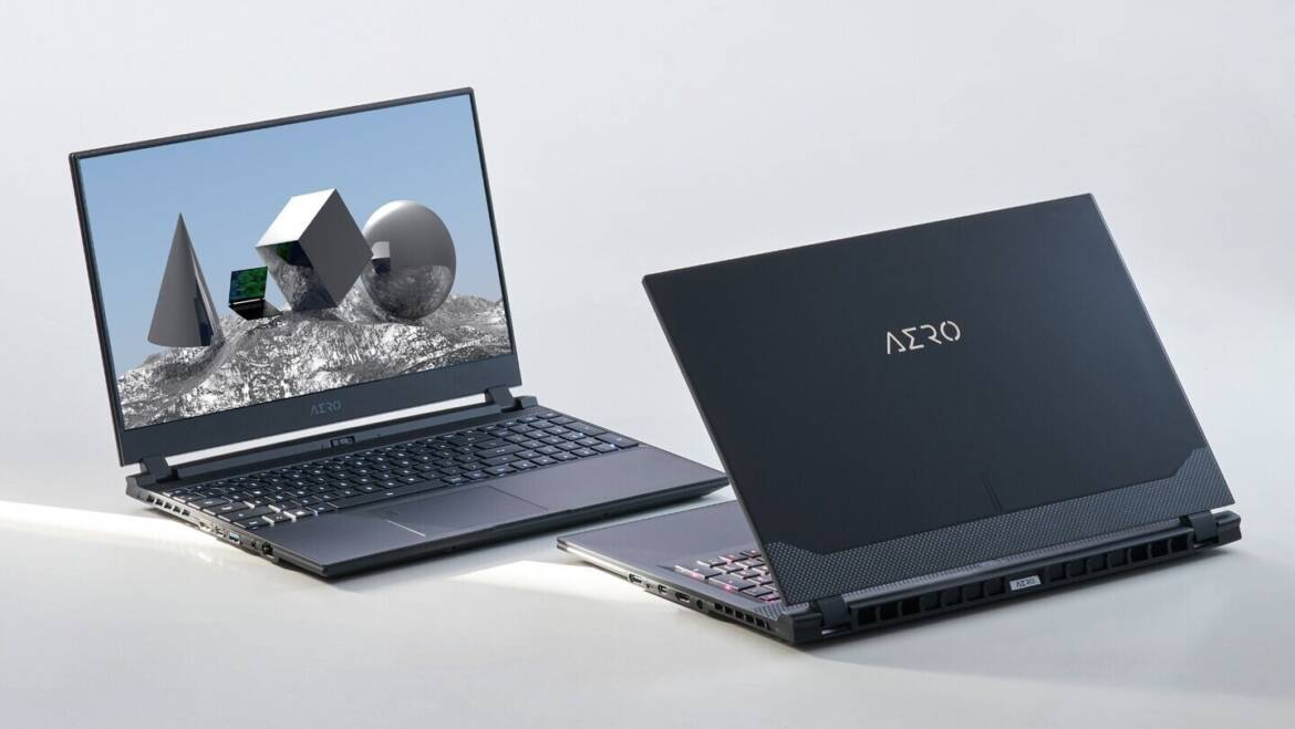 (PR) GIGABYTE AERO Laptops Thrill Content Creators with Complete Package