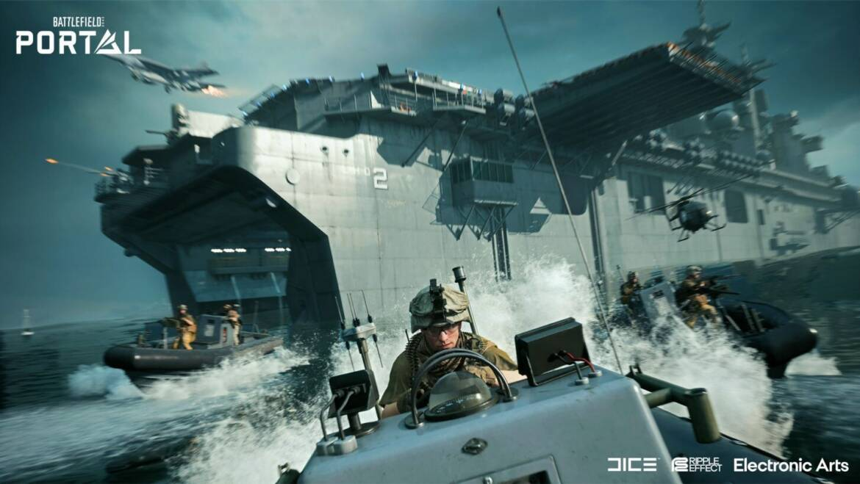 (PR) Electronic Arts Announces Battlefield Briefing Game Creation Sandbox
