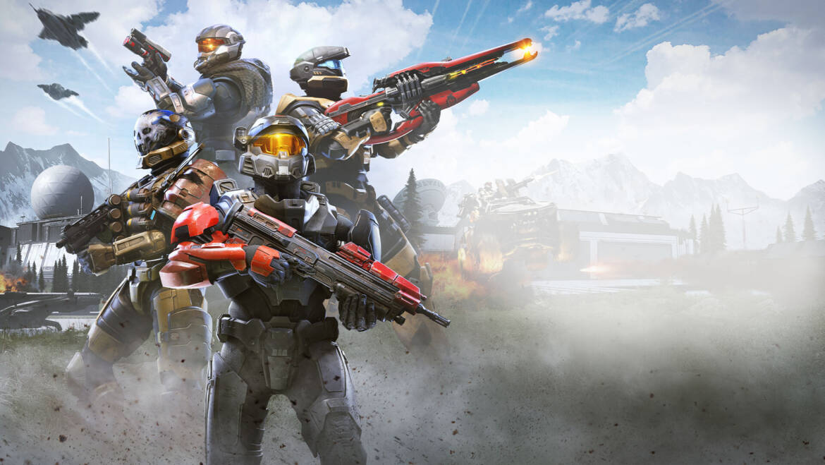 Halo Infinite Multiplayer Beta Opening up This Weekend