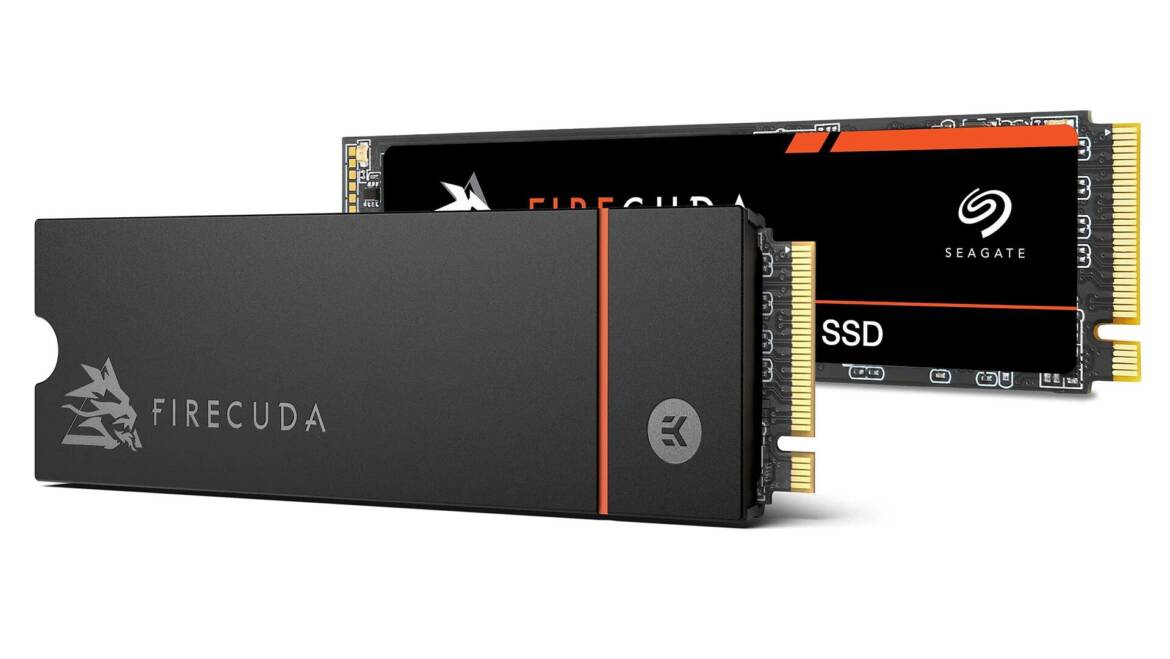 Seagate: Firecuda 530 First PS5-Compatible SSD, $275 for 1 TB