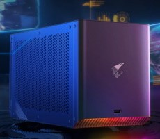 AORUS Gaming Box 2021 Debuts For Water-Cooled GeForce RTX 3080 Ti Exterior Graphics Muscle mass