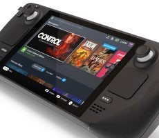 Steam Deck Handheld Gaming PC Has A Socketed SSD Slot But There's A Catch