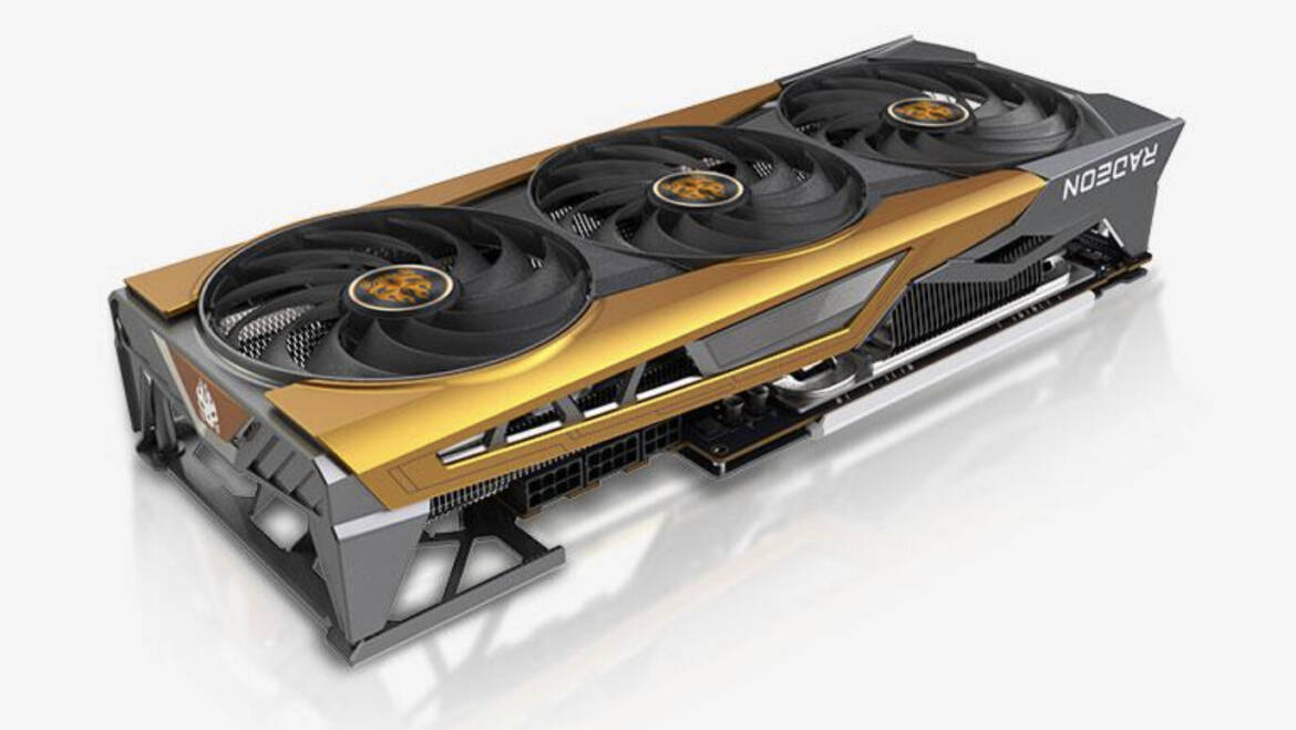Sapphire to Release Air-Cooled Version of the RX 6900 XT Toxic Graphics Card
