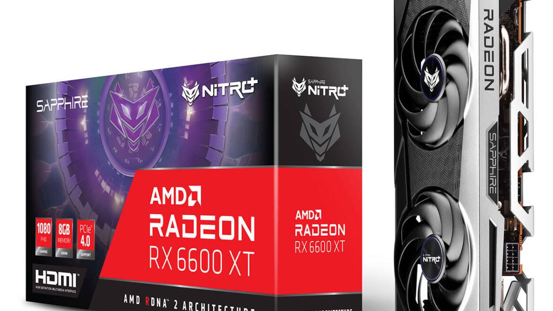 Sapphire Intros Radeon RX 6600 XT NITRO+ and Pulse Graphics Cards