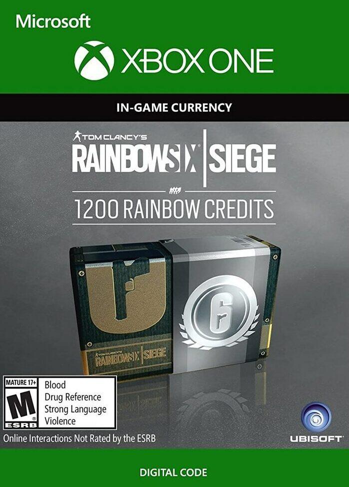 60% Off Rainbow Six: Siege Credits Codes