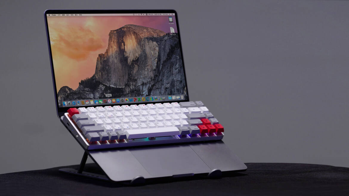 (PR) Introducing Epomaker NT68 – Extremely Versatile Mechanical Keyboard With a Carrying Case
