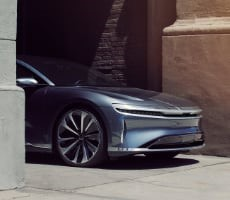 Lucid Air Dream Edition EV To Offer 1,111 HP Or 500+ Miles Of Range: Pick One