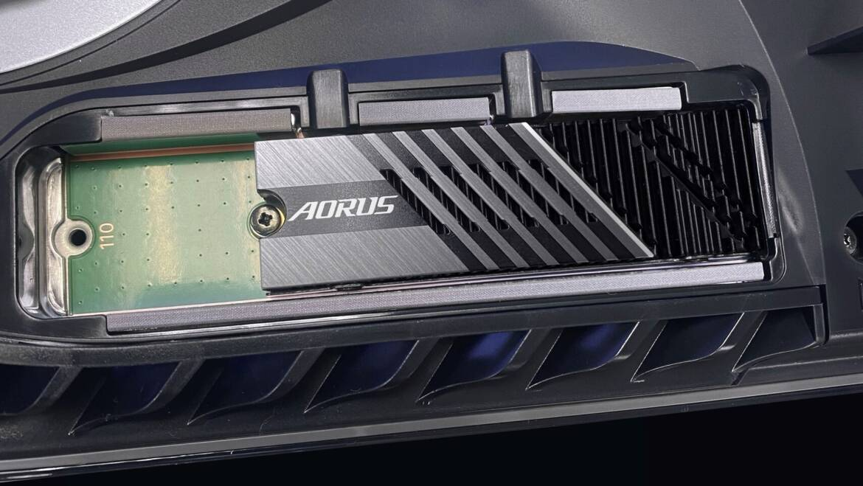 (PR) GIGABYTE AORUS Gen4 7000s SSD Unlocks PS5 Extensions