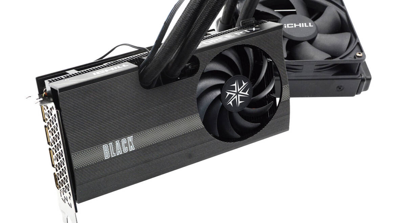 (PR) Inno3D Announces iChill GeForce RTX 3080 Ti Black and RTX 3080 Black Graphics Cards