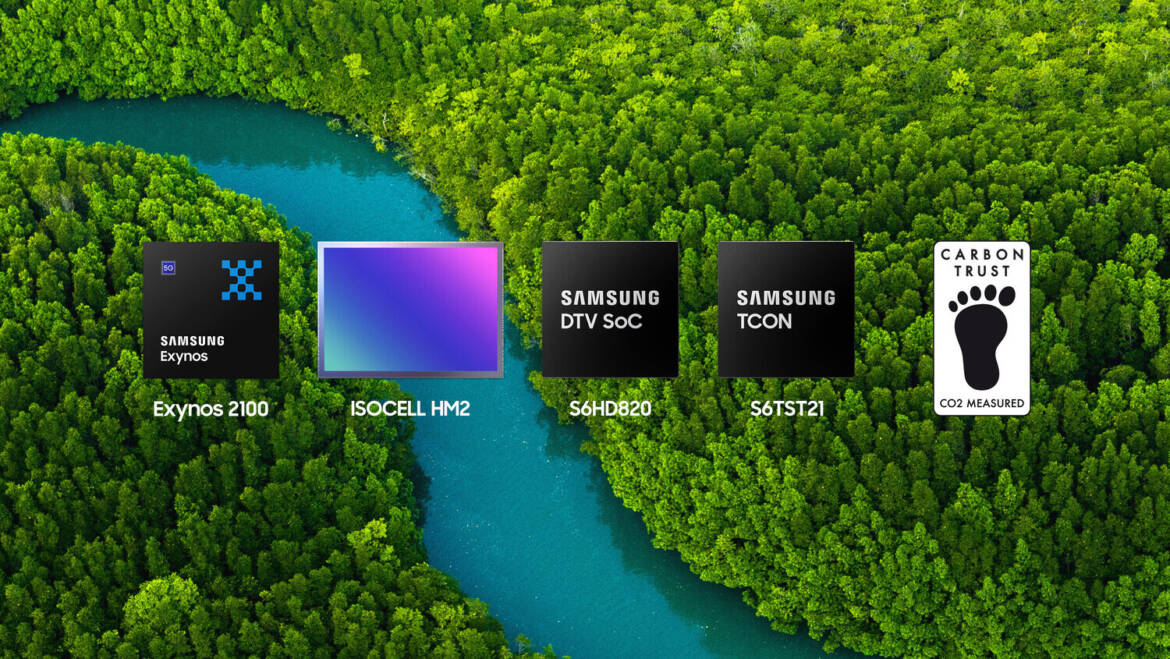 (PR) Samsung Receives its First Global Carbon Footprint Certification for Logic Chips